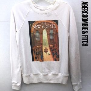 Abercrombie & Fitch The New Yorker Sweatshirt